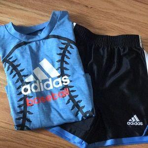 Brand NEW size 18 months Adidas set